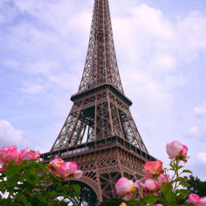 Paris,France-EiffelTower