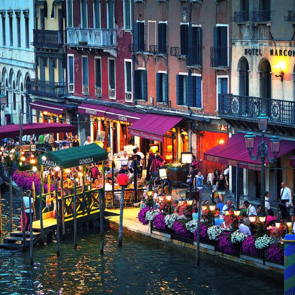 Hotel Marconi Venice Italy
